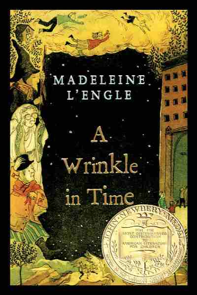 a report on a wrinkle in time by madeleine lengle